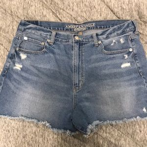 American Eagle Mom Shorts Size 14